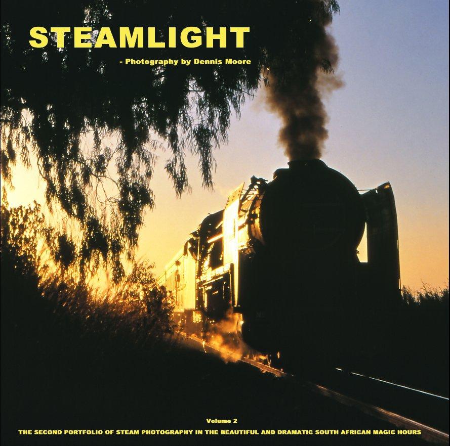Ver S T E A M L I G H T  - Volume 2   [very large square format 30 x 30 cm] por Dennis Moore      - Steamlight