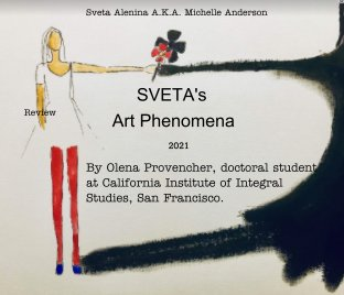 Sveta's Art Phenomena book cover