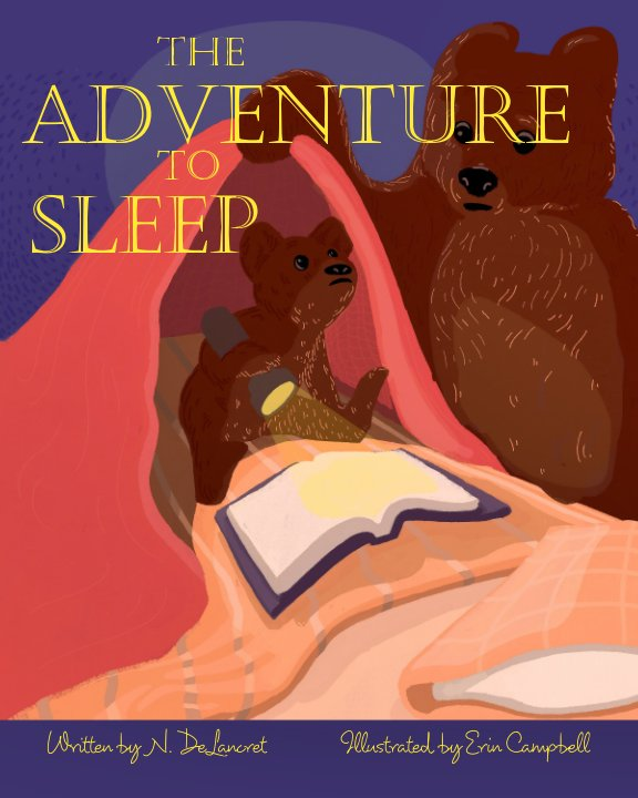 Bekijk The Adventure to Sleep op N. De Lancret