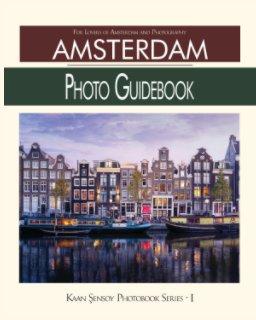 Amsterdam Photo Guidebook book cover