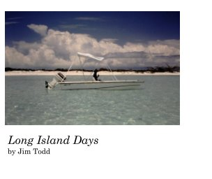 Long Island Days book cover