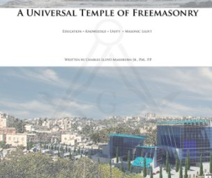 A Universal Temple of Freemasonry book cover