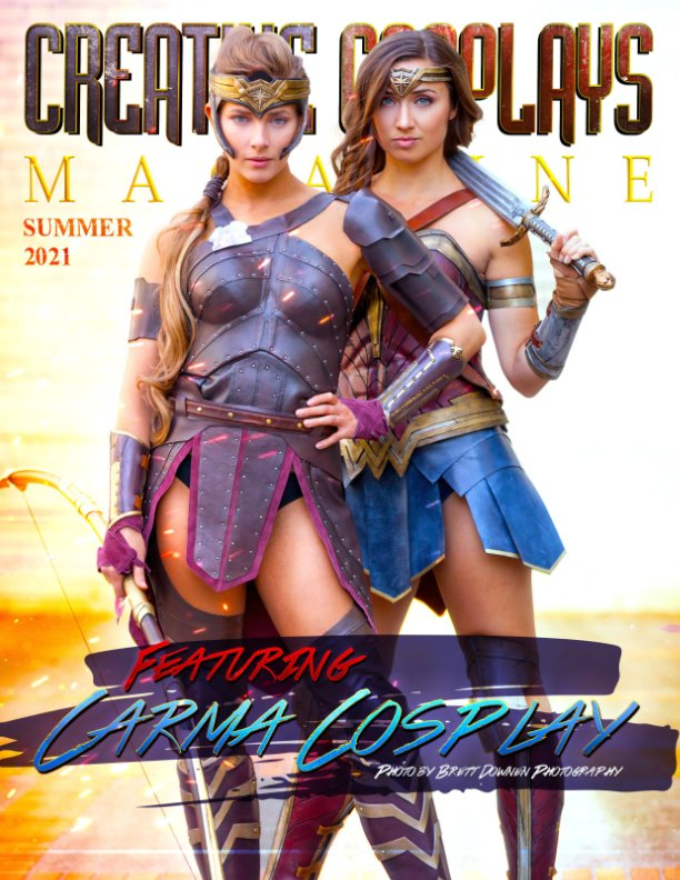 View CCM Summer 2021 by Creative Cosplays Magazine