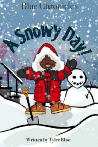 A Snowy Day book cover