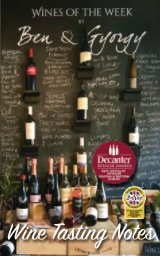 Wine Tasting Notes 2021 book cover