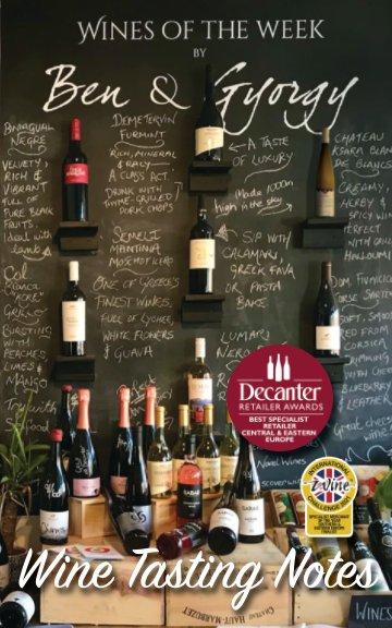Ver Wine Tasting Notes 2021 por wwwisdom