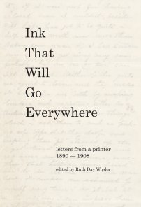 Ink That Will Go Everywhere: book cover