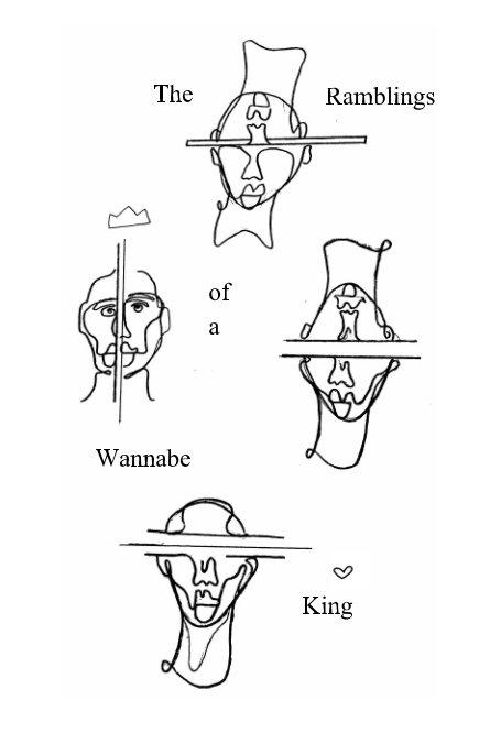 Bekijk The Ramblings of a Wannabe King op yjk