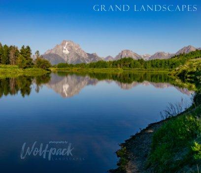 Grand Landscapes book cover