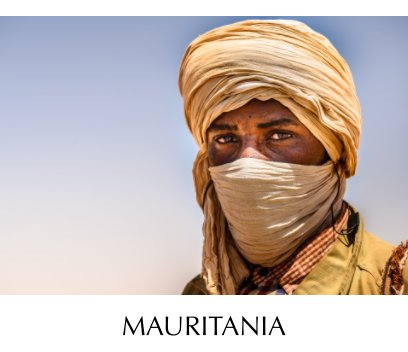 Mauritania book cover