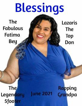 Blessings June book cover