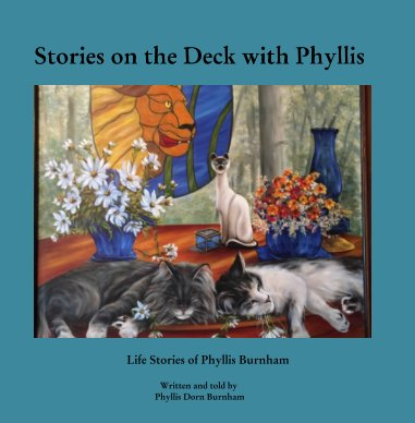 Stories on the Deck with Phyllis book cover