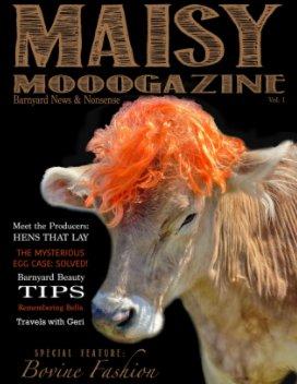 Maisy Moogazine book cover
