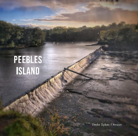 View Peebles Island by Linda I'Anson