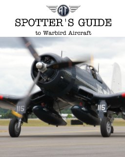 Spotters Guide Warbird Aircraft book cover