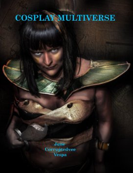 Cosplay Multiverse June book cover