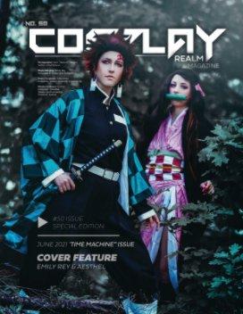 Cosplay Realm Magazine No. 50 book cover