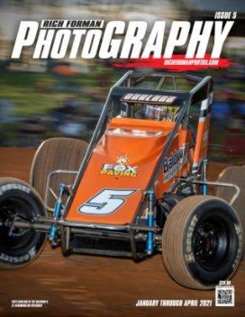 2021 January through April racing photos book cover