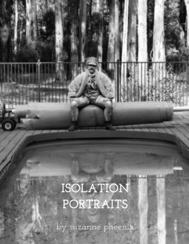 Isolation Portraits - The Magazine book cover