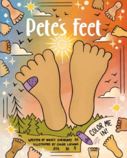 Pete's Feet   God's Name Edition book cover
