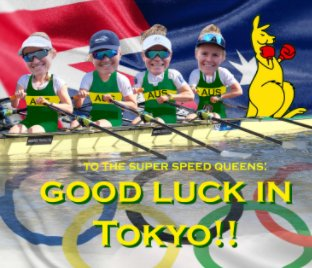 Good luck in Tokyo !! book cover