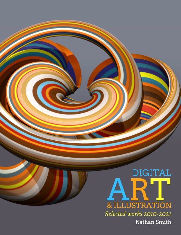 View Art and Illustration Magazine by Nathan Smith