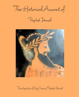 The Historical Account of Prophet Daniel book cover