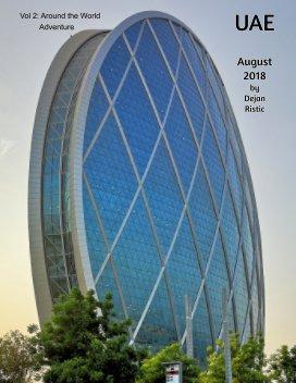 United Arab Emirates UAE 2018 book cover