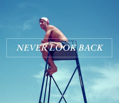 Never Look Back book cover