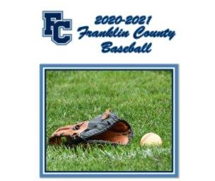 Franklin County Baseball 2020-2021 book cover