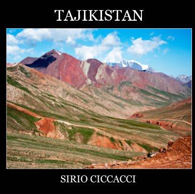 Tajikistan book cover