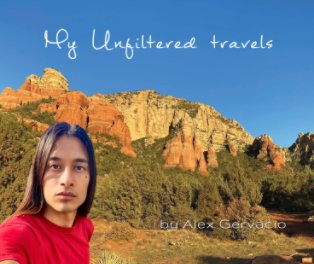 My Unfiltered Travels book cover