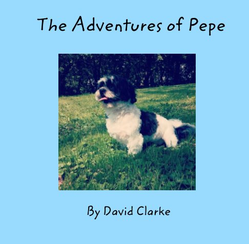 View The Adventures of Pepe by David Clarke