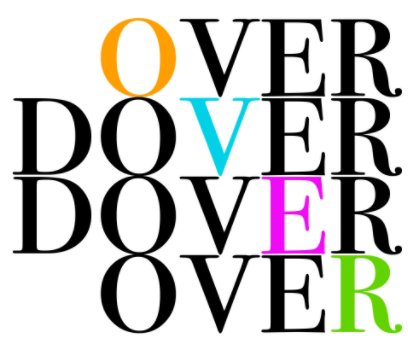 Over Dover book cover