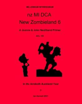nz MI DCA New Zombieland 6 book cover
