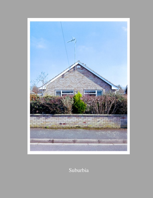 View Suburbia by Anthony Pearson