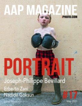 AAP Magazine 17 Portrait book cover