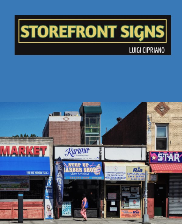 Bekijk Storefront Signs op Luigi Cipriano