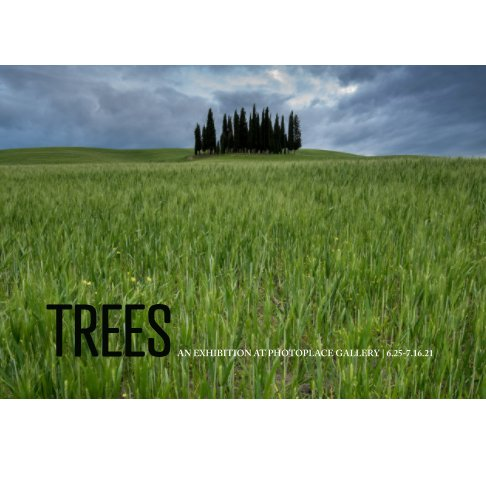 View Trees, Softcover by PhotoPlace Gallery