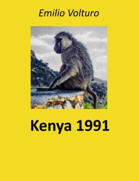 Kenia 1991 book cover