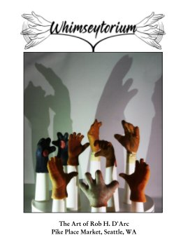 Objet D'Arc's Whimseytorium book cover
