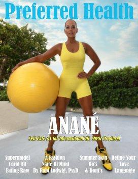 Preferred Health Magazine  Summer Edition 2021 book cover