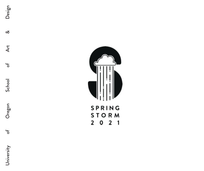 View Spring Storm 2021 by UO School of Art + Design