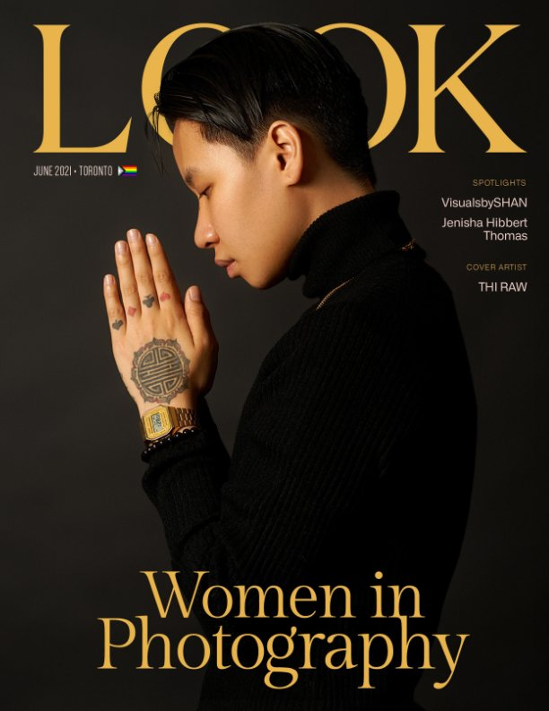 View June Issue: Women in Photography by Look Magazine Toronto