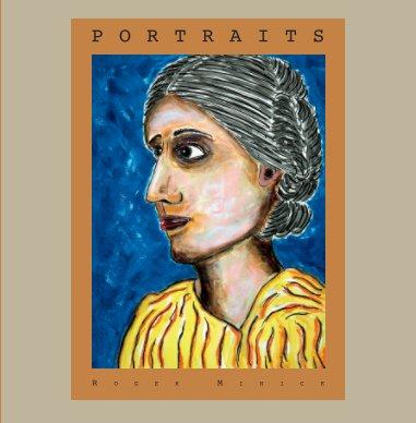 Portraits book cover