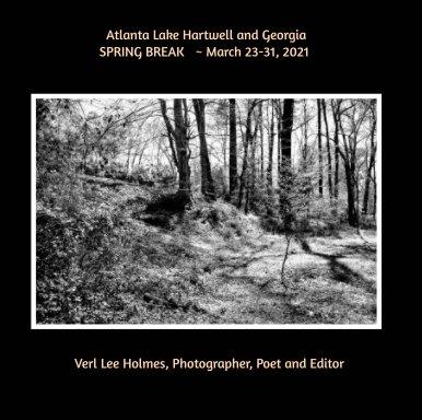 Atlanta Lake Hartwell and Georgia book cover