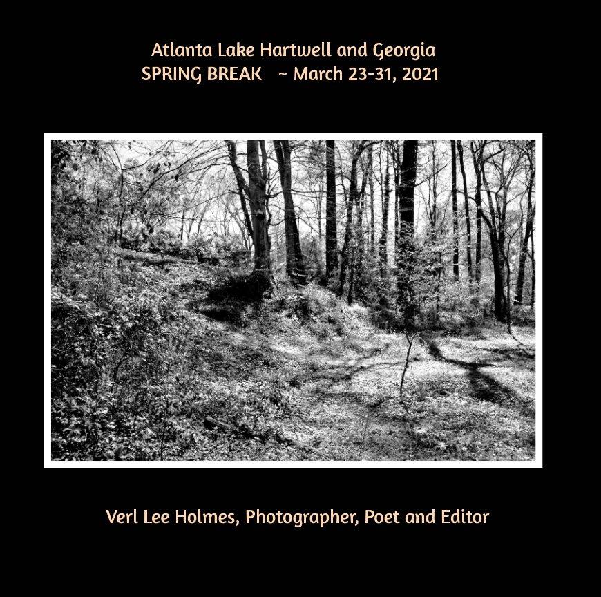 Bekijk Atlanta Lake Hartwell and Georgia op Verl Lee Holmes