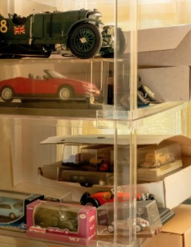 model cars, games, ( from youth ) book cover