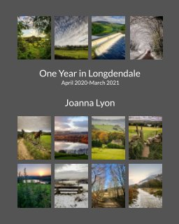 One Year in Longdendale book cover