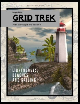 Grid Trek Magazine June 2021 book cover